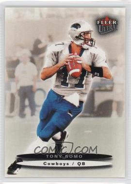 2003 Fleer Ultra - [Base] #182 - Tony Romo
