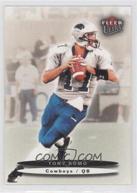 2003 Fleer Ultra #182 - Tony Romo