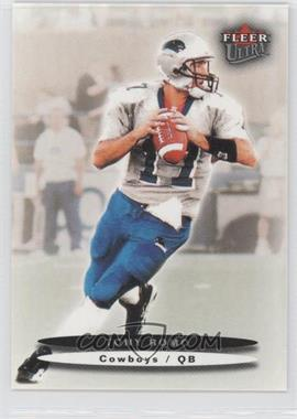 2003 Fleer Ultra #182 - Tony Romo