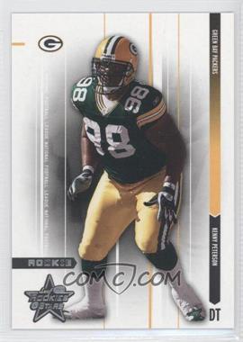 2003 Leaf Rookies & Stars #165 - Kenny Peterson