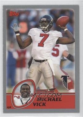2003 NFL Scholastic Card Set #5 - Michael Vick (Topps)