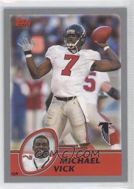 2003 NFL Scholastic Card Set #5 - Michael Vick