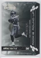 Arnaz Battle /375