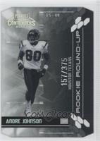 Andre Johnson /375