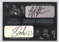 Byron Leftwich, Andre Johnson, Carson Palmer, Charles Rogers /50