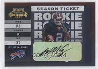 Willis McGahee /369