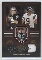 Rich Gannon, Drew Brees /125