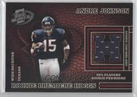 Andre Johnson /750