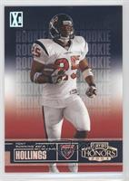 Tony Hollings /100