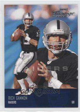2003 Playoff Prestige [???] #103 - Rich Gannon /5