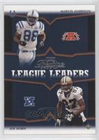 Eric Moulds, Marvin Harrison, Joe Horn, Keyshawn Johnson /500