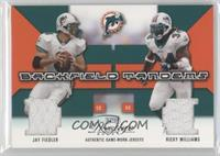 Jay Fiedler, Ricky Williams /400