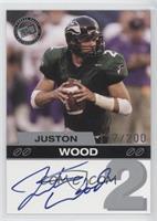 Juston Wood /200