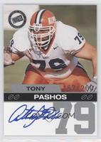 Tony Pashos /200