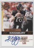 Kliff Kingsbury