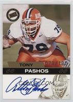 Tony Pashos /100
