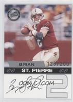 Brian St. Pierre /200