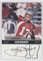 Jason Gesser /200