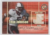 Teyo Johnson /100