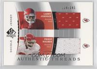 Larry Johnson, Priest Holmes /345