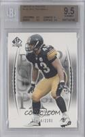 Troy Polamalu /2200 [BGS 9.5]