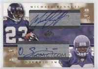 Michael Bennett, Onterrio Smith /75