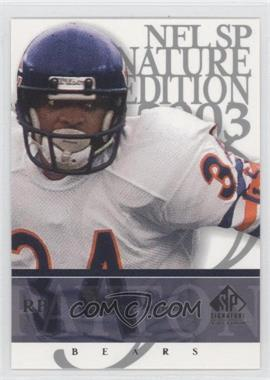 2003 SP Signature Edition #34 - Walter Payton
