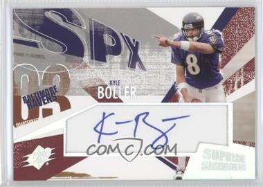 2003 SPx [???] #SS-BO - Kyle Boller