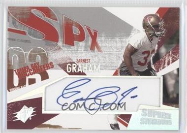 2003 SPx [???] #SS-EG - Earnest Graham