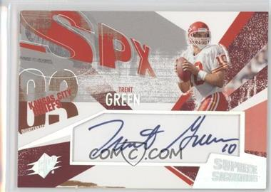 2003 SPx [???] #SS-TG - Trent Green