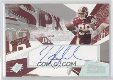 2003 SPx [???] #SS-TJ - Taylor Jacobs