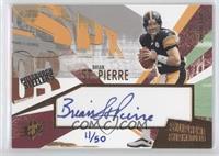 Brian St. Pierre /50