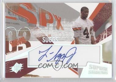 2003 SPx Supreme Signatures #SS-LS - Lee Suggs