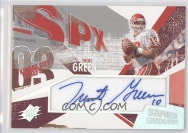 2003 SPx Supreme Signatures #SS-TG - Trent Green