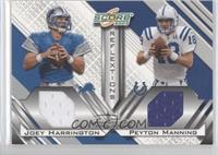 Joey Harrington, Peyton Manning /250