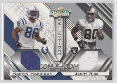 2003 Score [???] #R-12 - Jerry Rice /250