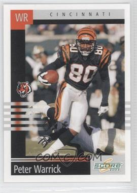 2003 Score National Convention #23 - Peter Warrick /5