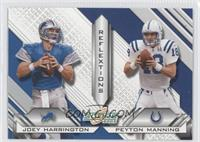 Peyton Manning, Joey Harrington
