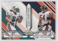 Zach Thomas,  Brunswick, Brian Urlacher