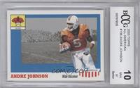 Andre Johnson [ENCASED]