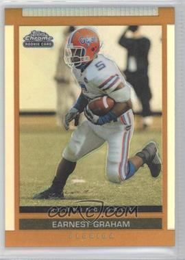 2003 Topps Draft Picks & Prospects Chrome Gold Refractor #146 - Earnest Graham