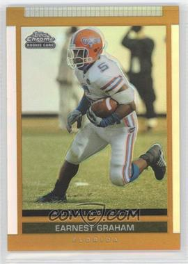 2003 Topps Draft Picks & Prospects Chrome Gold Refractor #146 - Earnest Graham