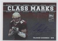 Talman Gardner /100