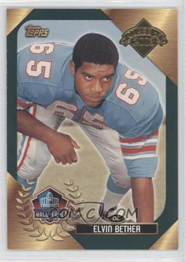 2003 Topps Hall of Fame #ELBE - Elvin Bethea