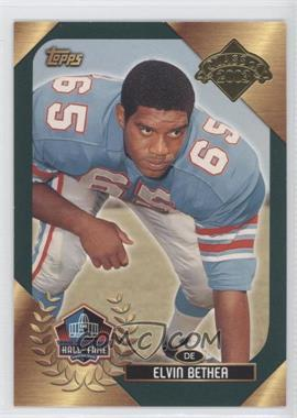 2003 Topps Hall of Fame #N/A - Elvin Bethea