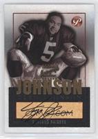 Teyo Johnson /25