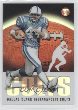 2003 Topps Pristine Refractor #84 - Dallas Clark /1449