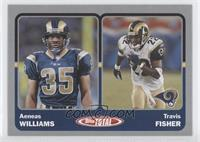 Aeneas Williams, Travis Fisher