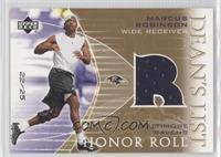 Marcus Robinson /25