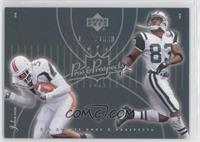 Andre Johnson, Anthony Johnson, Santana Moss /1800